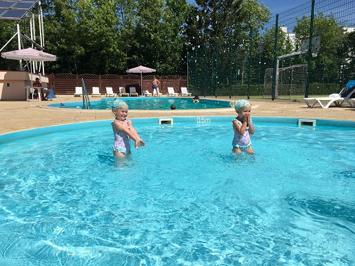 hotel z basenem dla dzieci nad morzem Sianozety Impierial opinie