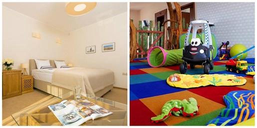 hotele dla rodzin z dziećmi polecane miejsca w Polsce 2019 opinie