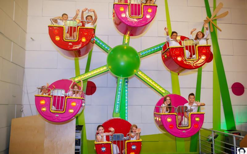 sale zabaw atrakcje dla dzieci Warszawa