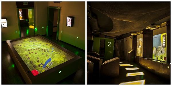 interaktywne muzeum dla dzieci Państwa Krzyżackiego Mazury