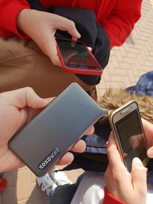 internet mobilny podróż router turystyczny xoxo wifi opinie jaki internet do izraela czy egiptu
