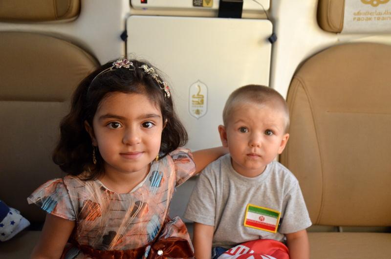 Iran z dzieckiem opinie