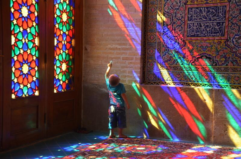 Sziraz Iran zwiedzanie z dzieckiem opinie