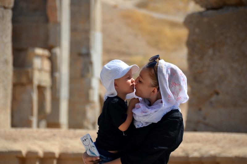 Iran z dzieckiem opinie bezpieczeństwo plan podróży
