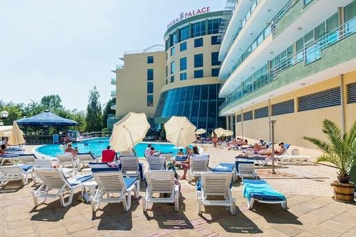 ivana palace basen bulgaria opinie