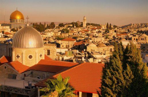 Izrael wakacje w Jerozolimie atrakcje