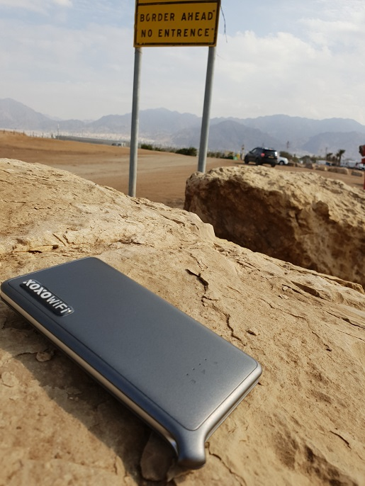 jaki internet za granicą Egipt router Wifi XOXO opinie roaming tani