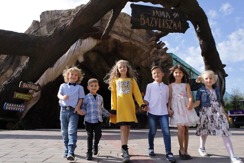 jama bazyliszka - Śląskie na niepogodę atrakcje dla dzieci Legendia