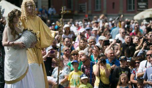 Jarmark św. Dominika Gdańsk opinie atrakcje