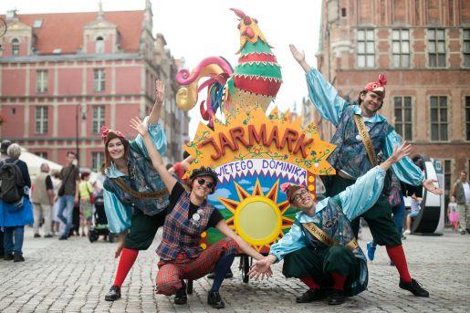 JArmark Dominikański Gdańsk opinie atrakcje