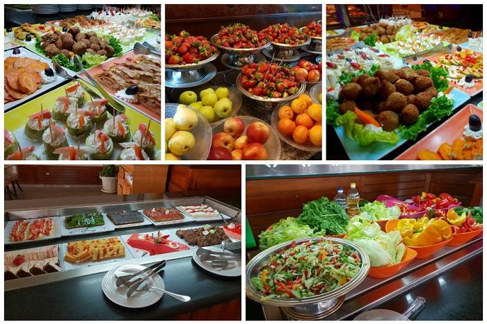 jedzenie opinie jungle aquapark hurghada egipt
