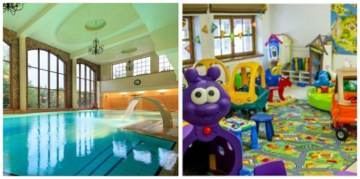 jesień 2018 dolina charlotty hotel na wakacje z dzieckiem 2018 pakiety rodzinne basen plac zabaw jezioro koncerty świat bajek