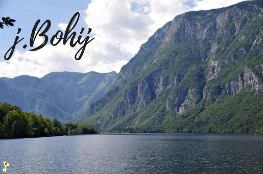 jezioro Bohij Słowenia - zwiedzanie z dziećmi