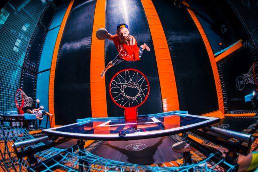 JumpCity park trampolin opinie atrakcje