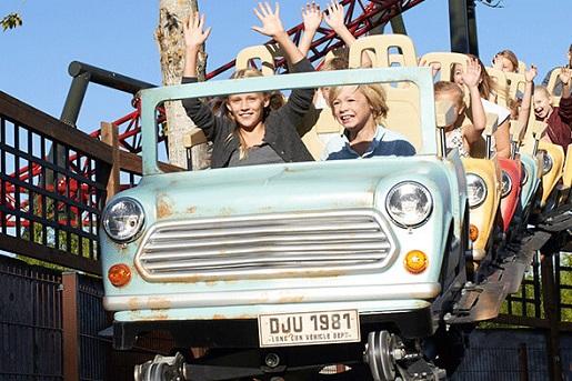 jungle rally skandynawia ranking opinie atrakcje z dziećmi