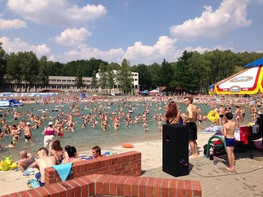 Baseny odkryte Gliwice Kąpielisko Leśne Ceny godziny otwarcia