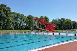 rodzinne atrakcje Wrocław pływalnia Orbita