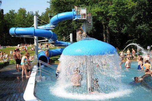 baseny Zdzieszowice rodzinne atrakcje