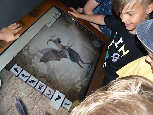 karkonoskie tajemnice multimedialna wystawa atrakcje z dziećmi