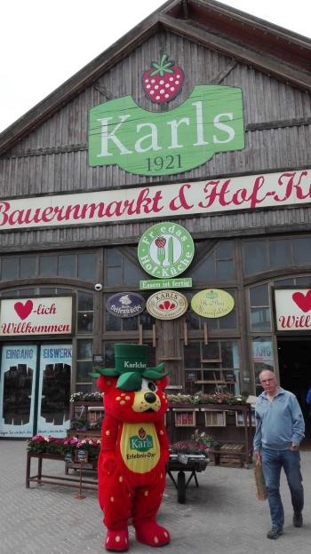 rodzinne atrakcje Rostock Niemcy