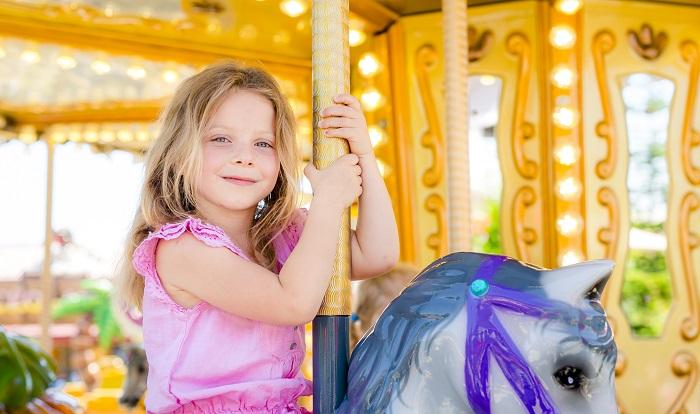karuzela wenecka Energylandia atrakcje strefa bajkowa dla dzieci 2019