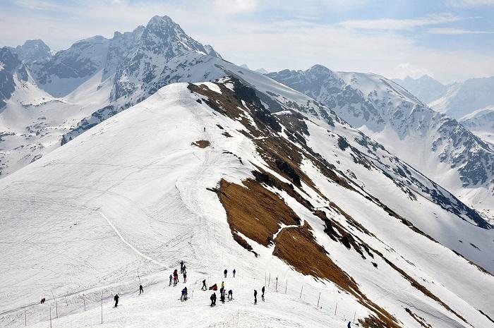 kasprowy wierch z dzieckiem góry tatry opinie wiosna