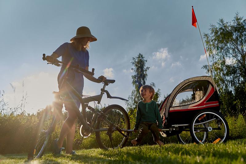 kaszuby z dzieckiem hotel domki rowery