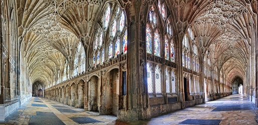 katedra gloucester harry potter miejsca ktore mozna odwiedzic