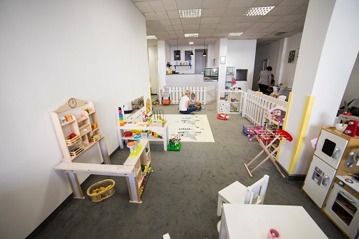 kawa i zabawa krakow atrakcje dzieci sale zabaw