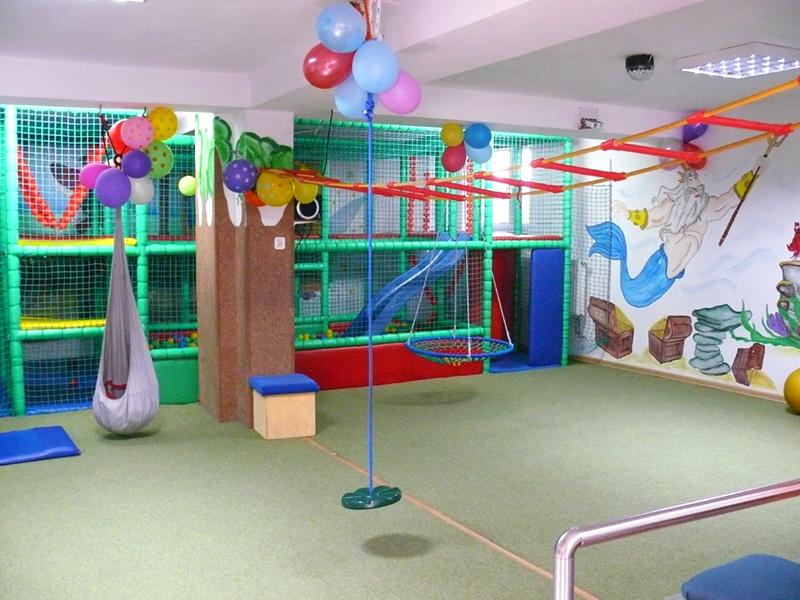 najlepsze sale zabaw w KRakowie Kinder Planet opinie