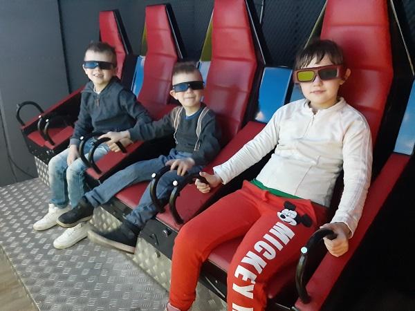 kino 7d reda aquapark opinie atrakcje