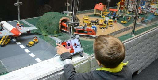 klocki LEGO sala zabaw KRaków