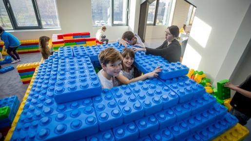 atrakcje dla dzieci Warszawa sale zabaw