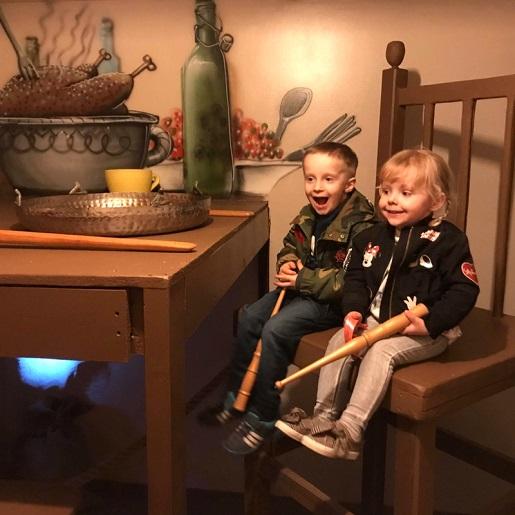Kołobrzeg z dzieckiem rodzinne atrakcje dla dzieci w Kołobrzegu Ukryta Kraina ceny opinie