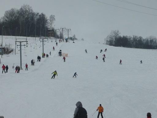 najlepsze miejsca na narty z dziećmi Kokuszka Piwniczna-Zdrój