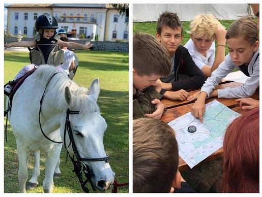 konne w siodle obozy dla dzieci i młodzieży kaszuby najlepsze letnie obozy w Polsce