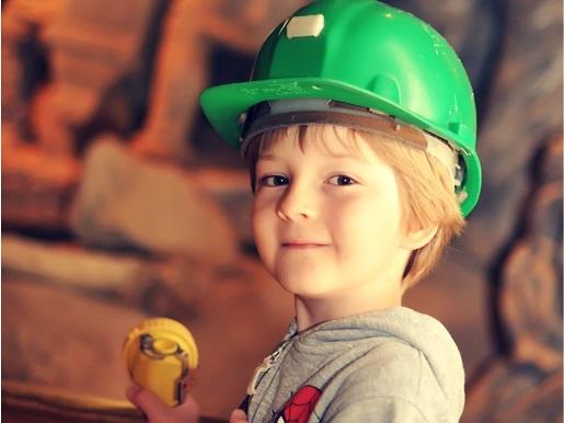 kopalnia Bochnia atrakcje dla dzieci opinie multimedialna trasa 1