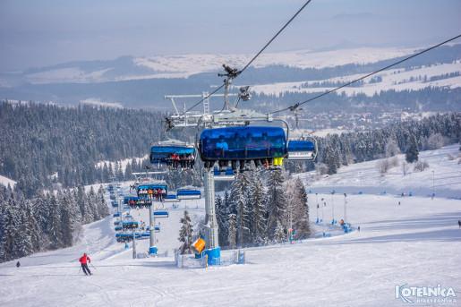 kotelnica białczańska najlepsze miejsca na narty z dziećmi