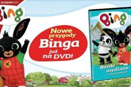 króliczek bing bajka online nowe odcinki DVD część 5