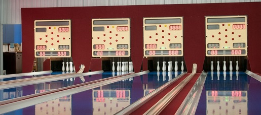 kręgielnia puck bowling atrakcje dla dzieci