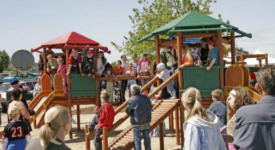 Plac zabaw Gdańsk Kraina Zabawy