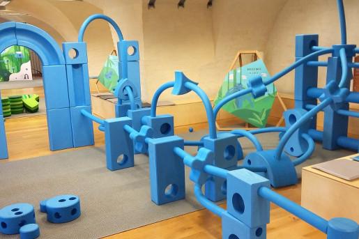 kreatywny plac zabaw hevelianum gdańsk atrakcje ceny bilety