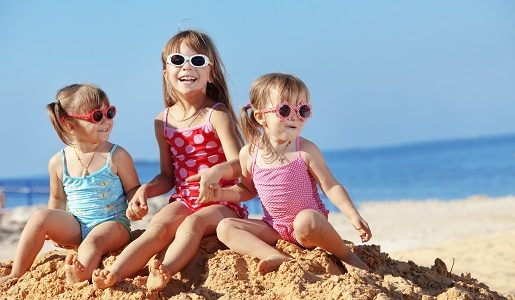 kremy z filtrem uv dla dzieci opalanie bezpieczne opinie