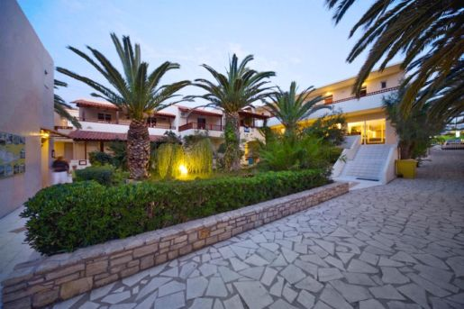 Kreta hotele przyjazne rodzinie