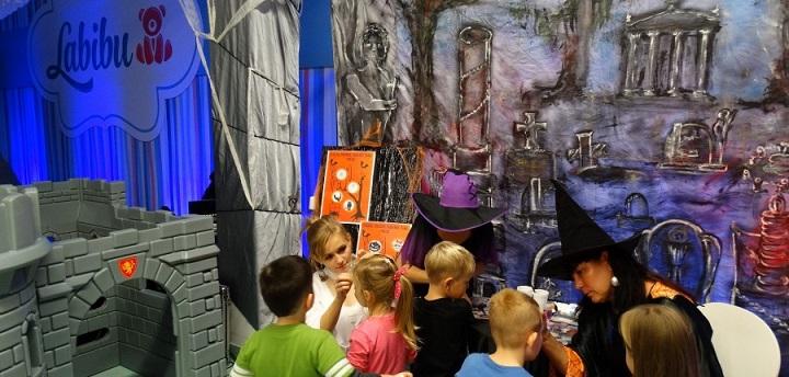 atrakcje dla dzieci Wrocław sala zabaw Labibu