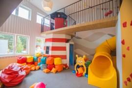 hotele dla dzieci Jastrzębia Góra