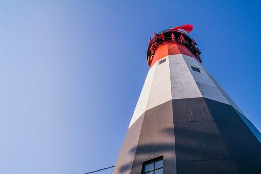 latarnia morska Stilo zwiedzanie najładniejsze opinie nad Bałtykiem