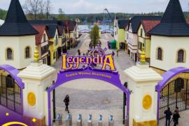 park rozrywki Legendia Chorzó opinie