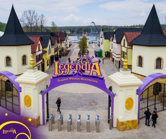 park rozrywki Legendia Chorzów opinie