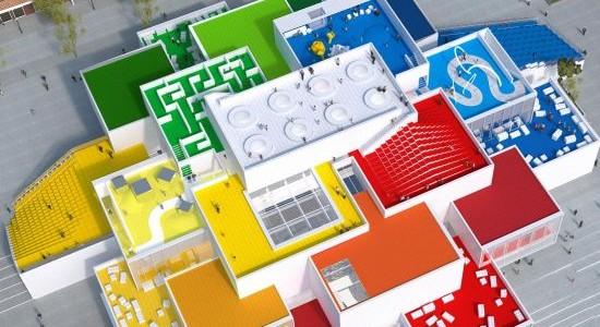 Dom Lego House Billund Muzeum Lego Opinie Otwarcie